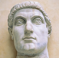 Emperor Constantine the Great Biography, Roman Christianity Facts