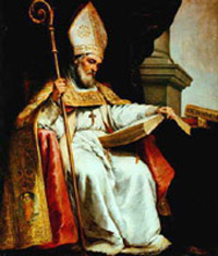 St Isidore of Seville Biography Catholic Church Saint Isidore Life