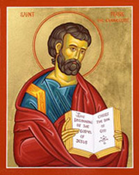St Marks Catholic Church Biography Saint Mark the Evangelist Life