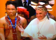 Antipope Francis Approves of False Religions & Homosexuality!