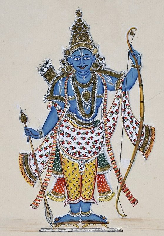 Rama Facts, Quotes and History (Hindu deity)