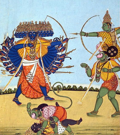 Ramayana Story, Summary, Facts, History and Quotes